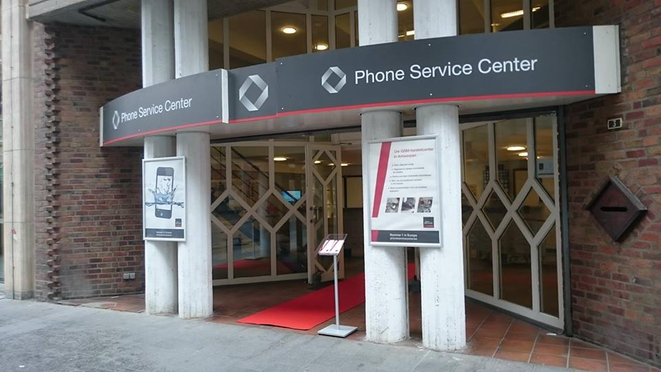 Phone Service Center - Antwerpen