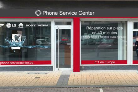 centre de réparation gsm Charleroi
