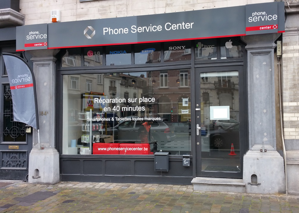 Phone Service Center - Brussel