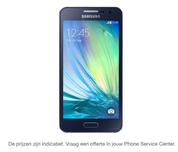 Samsung Galaxy A3 herstelling