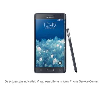 Samsung Galaxy Note Edge herstelling