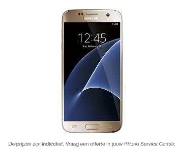 Samsung Galaxy S7 herstelling